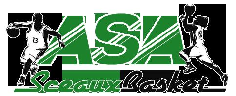 Logo ASA Sceaux Basket 2013